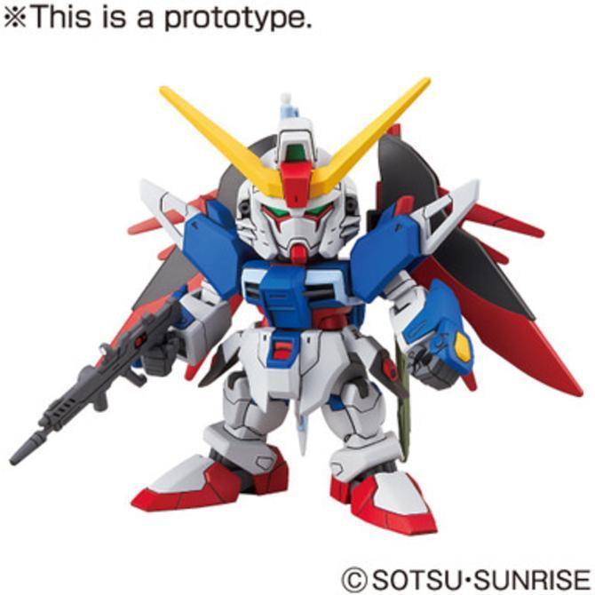 BEST SELLER!!! Gundam SD EX-STANDARD 009 DESTINY 07854