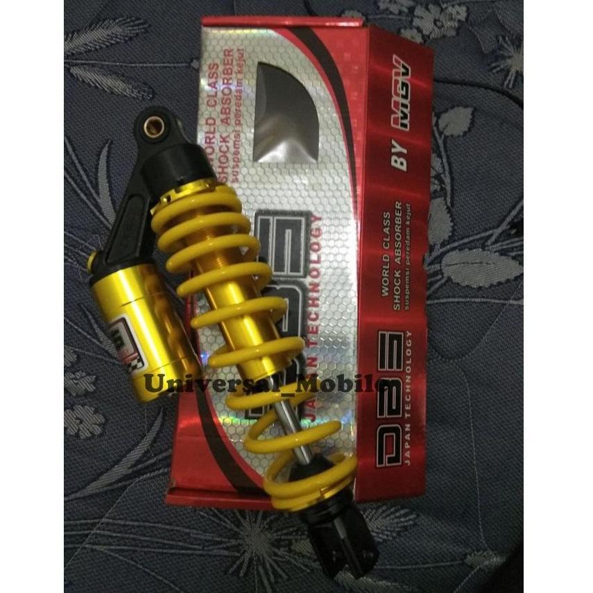 Shockbeaker Tabung Atas Matic Semua Jenis type Mio , Semua Jenis Type Beat , vario 110 DBS - Kuning
