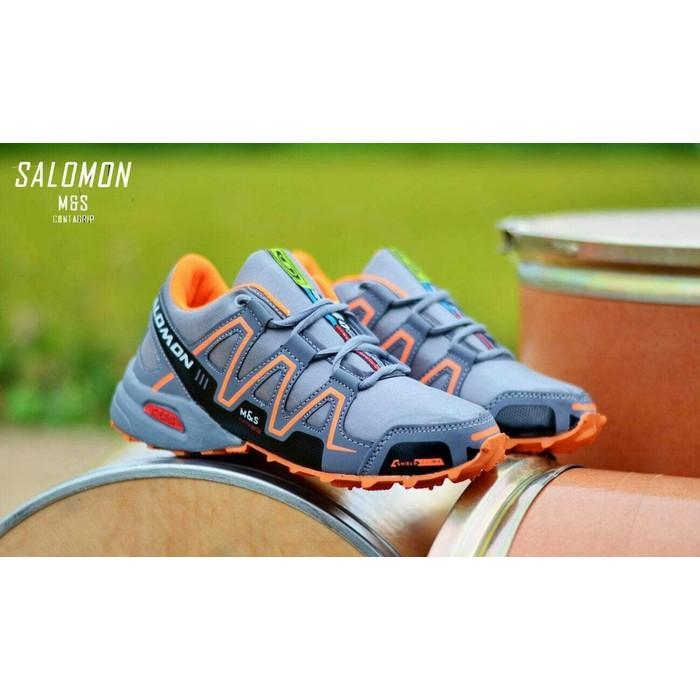Promo SEPATU RUNNING ADIDAS SALOMON TRACKING MODE VIETNAM Gratis Ongkir