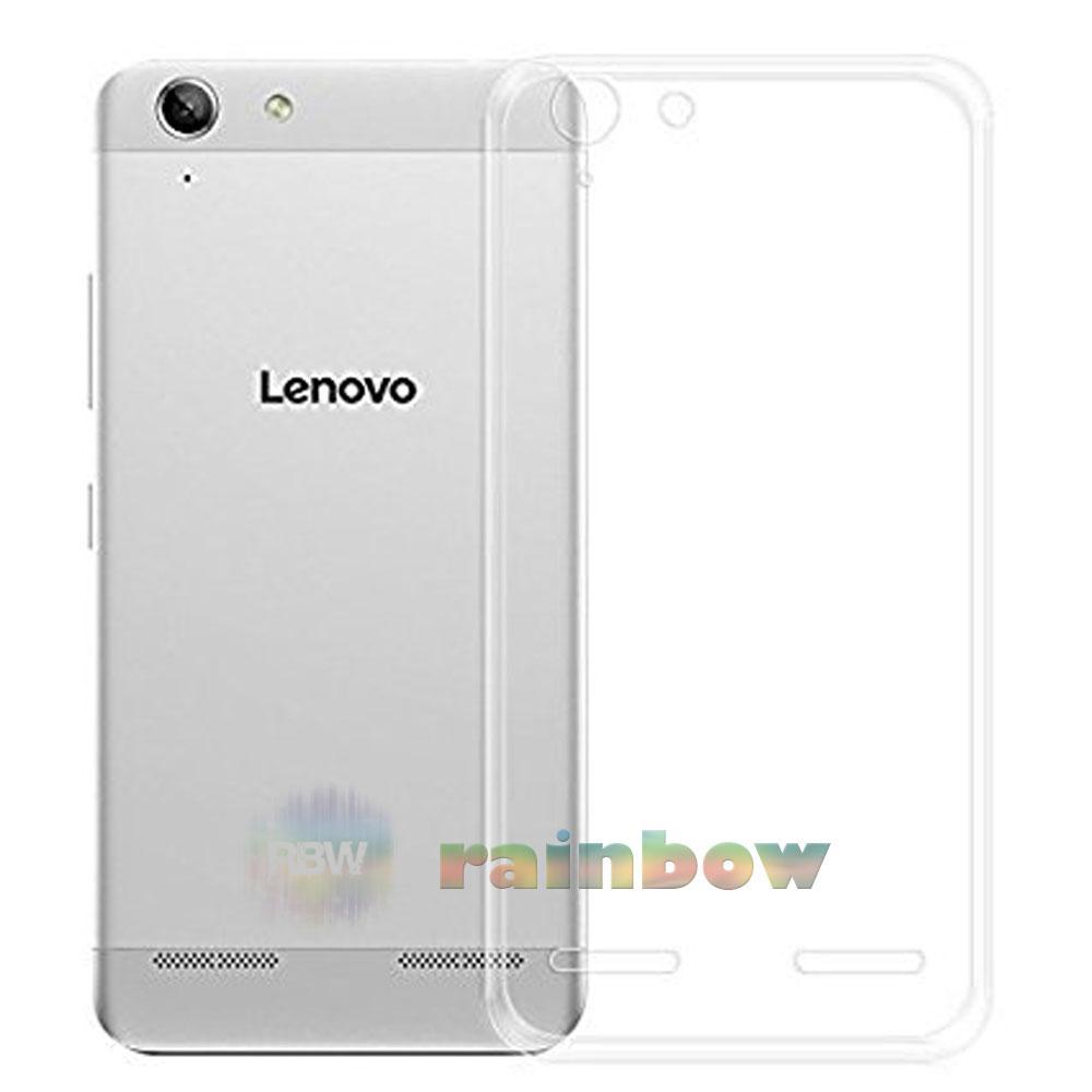 AIMI Ultrathin Soft Case (Anti Jamur) For Lenovo Vibe K5/K5 PLUS UltraFit Air Case / Jelly case / Soft Case - Transparan