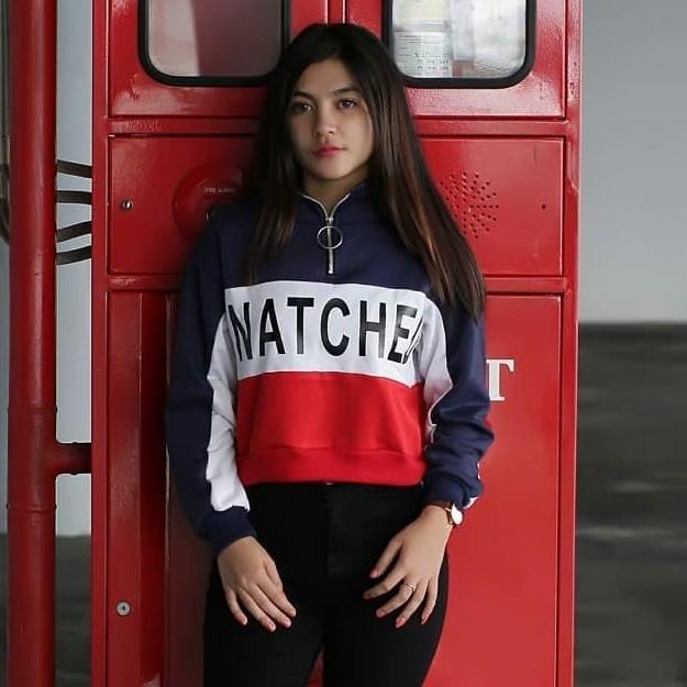 Azam Clobber Snatched Croope Sweater - Fleece