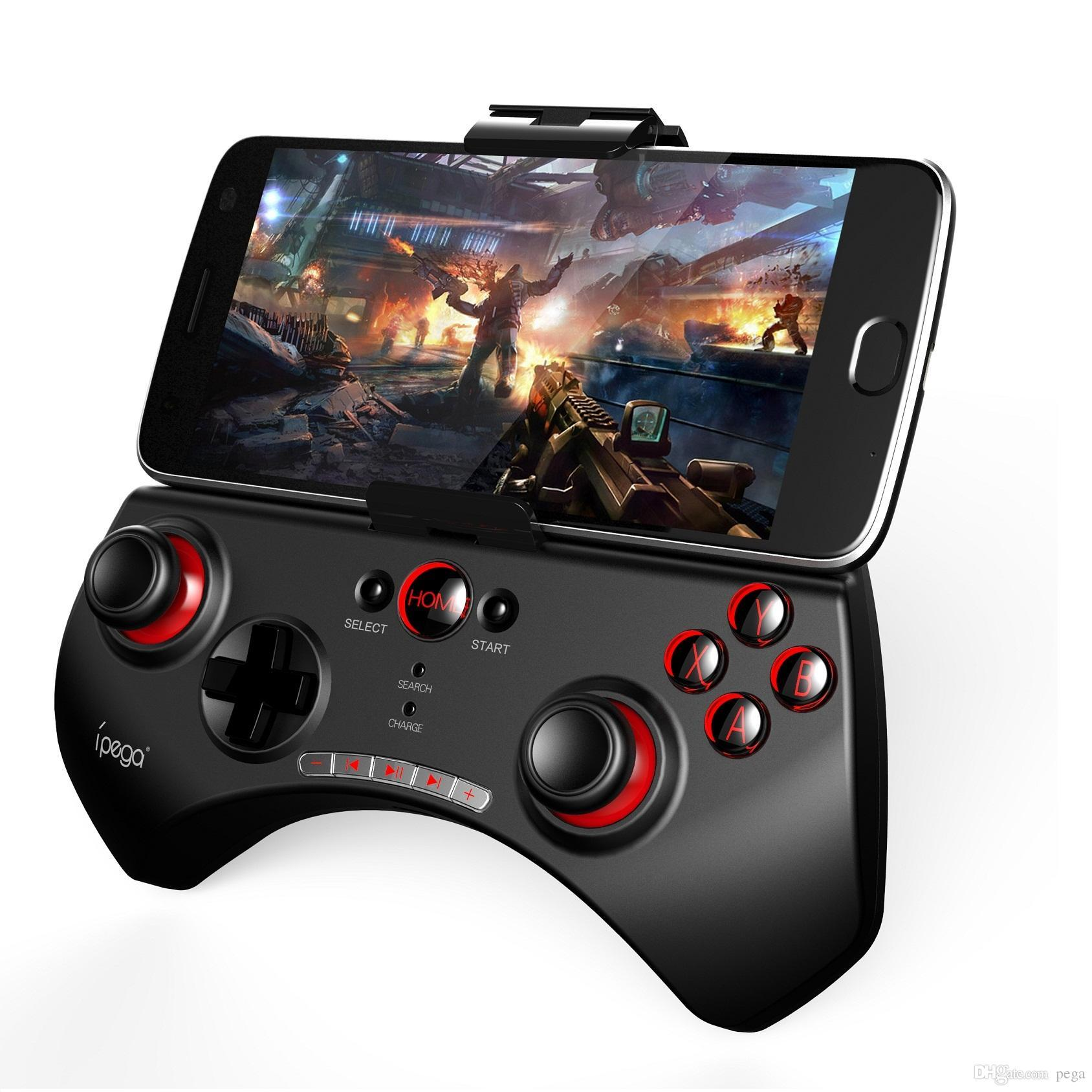 IPEGA PG-9025 Kontroler Bluetooth Pengadaan Gamepad Tuas Kendali For IOS Android PC