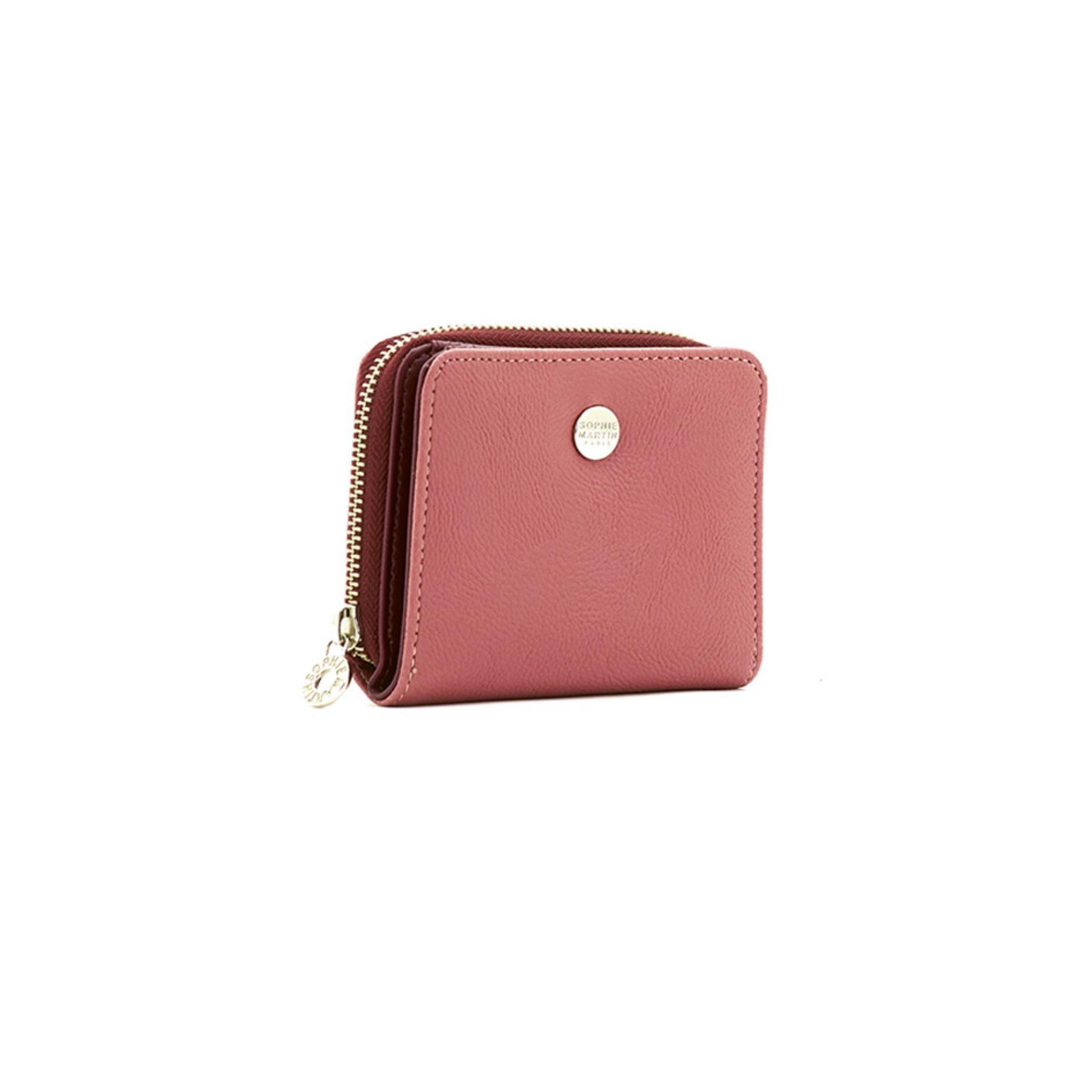 ... Sophie Paris Dompet Branded Wanita Terbaru Meya Wallet W1544D1 - Dusty  Pink - 4 a6cb42f041