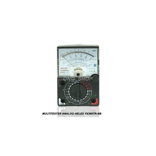 Multitester Analog Heles YX360TR-NB