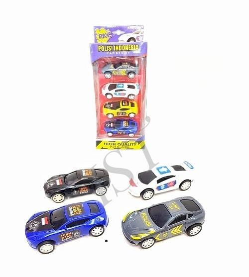 Mobil Polisi Indonesia Turn Back Crime Cars Series RKC 02008-1