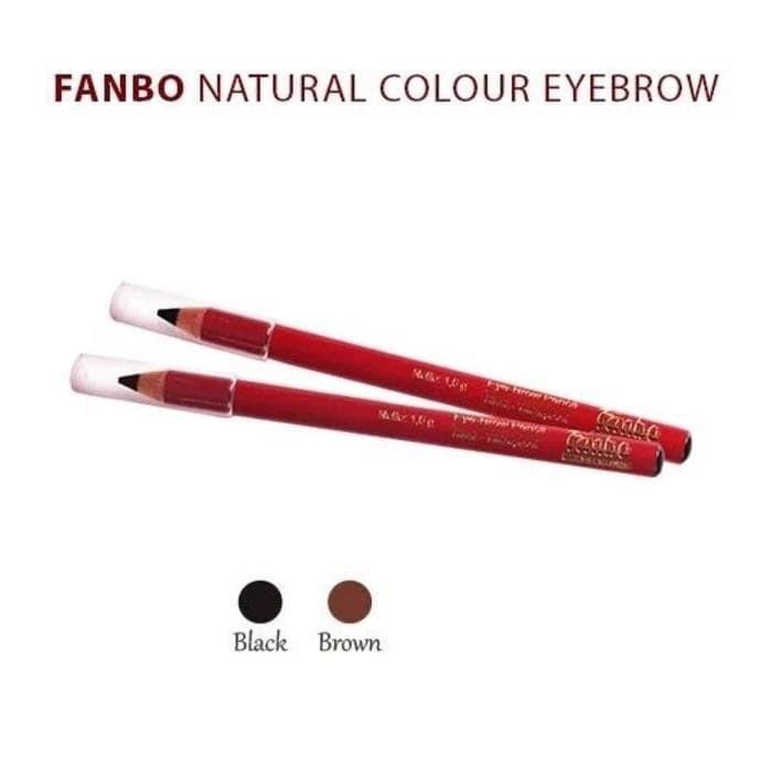 Kidstafun - FANBO Pensil Alis  azzh - Multicolor