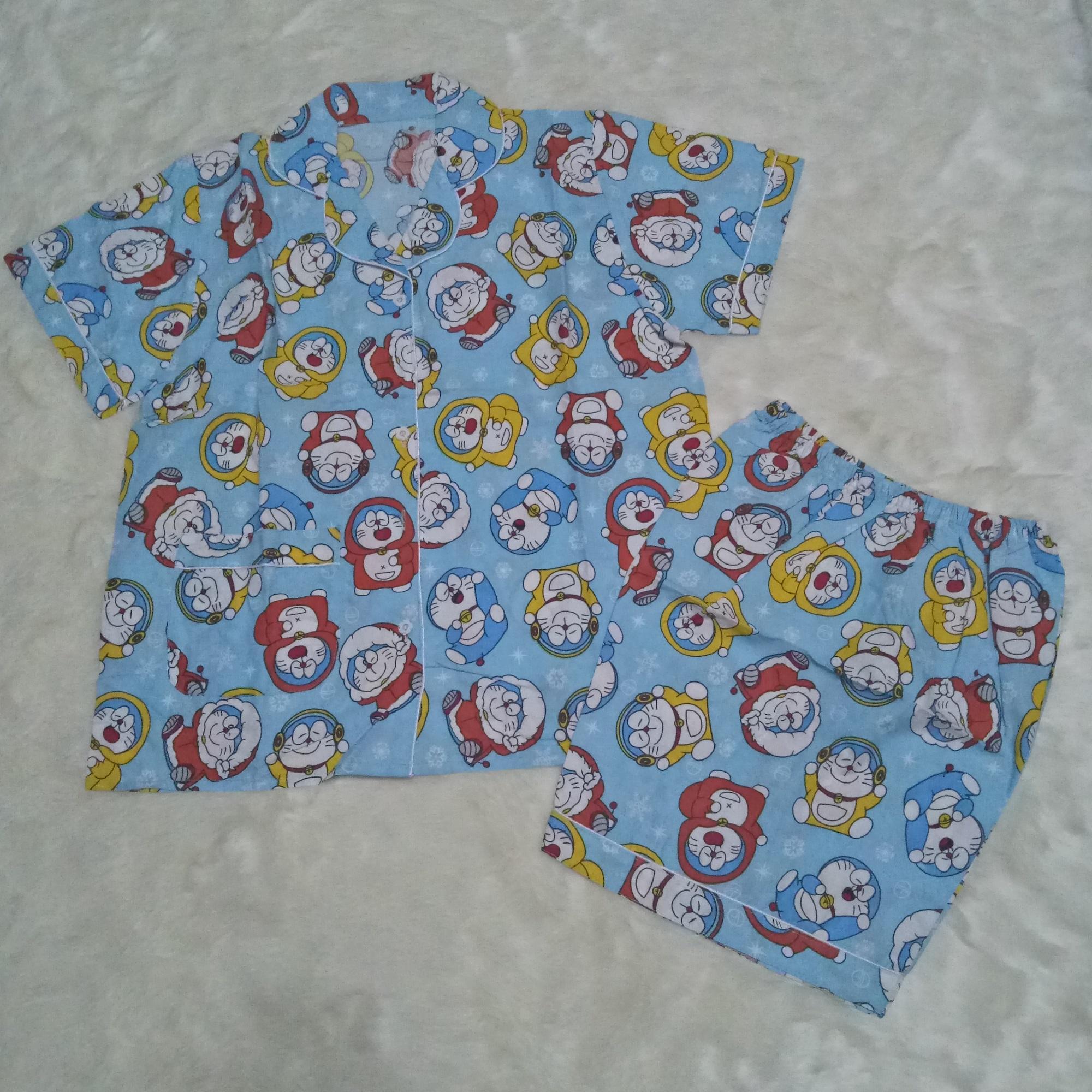 Katalog Baju Gamis Doraemon Dewasa Termurah Hijabisa Katalig Piyama Murah Hp Winter