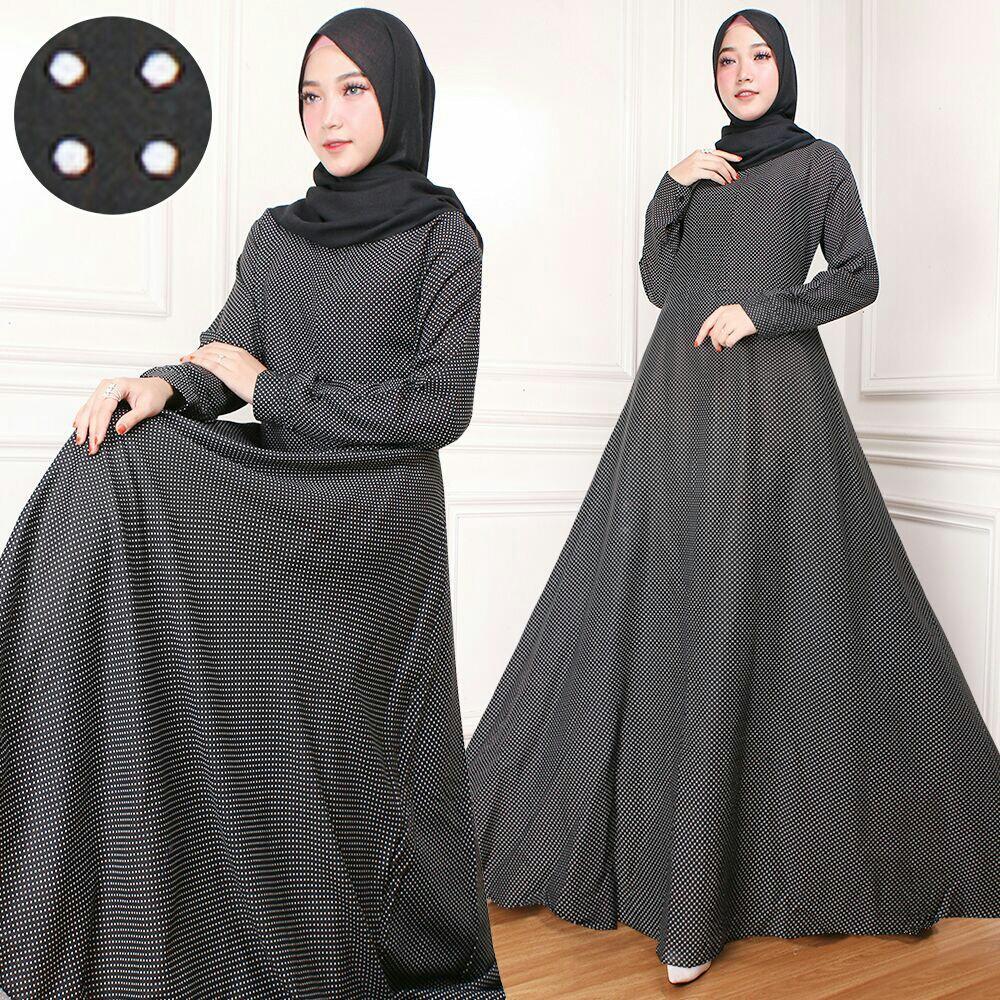 Kedai_baju pakaian muslim hijab gamis berkualitas Nabila - 7Z