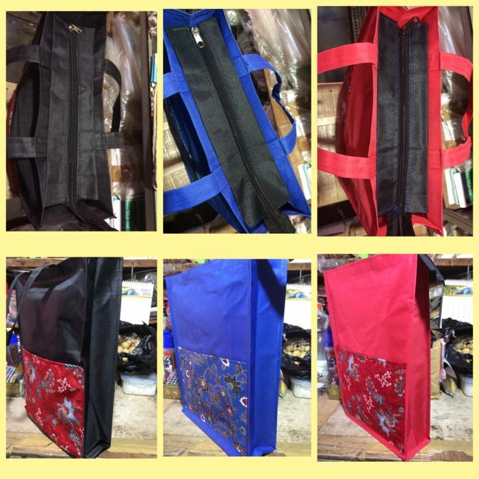 Tas seminar d600 goodie bag batik - WkcZyE