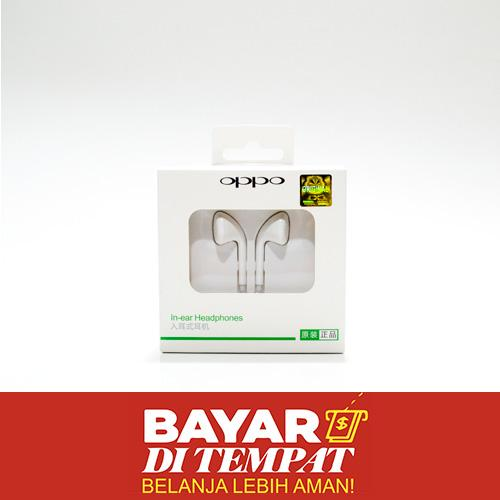 Handsfree For Oppo R9 MH133 Handsfree Headset Kualitas Original ORI - Bisa Untuk Samsung Galaxy S4 S5 S6 S7 EDGE A3 A5 J1 J2 J3 J5 J7 2016 E5 E7 Mega Mini Young Y Core Grand Duos Prime Ace Note 1 2 3 4 5 On