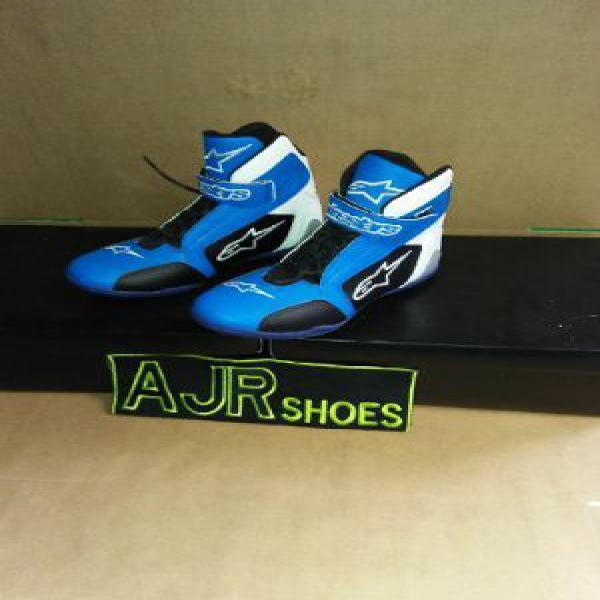 sepatu drag alpinestar k3 biru