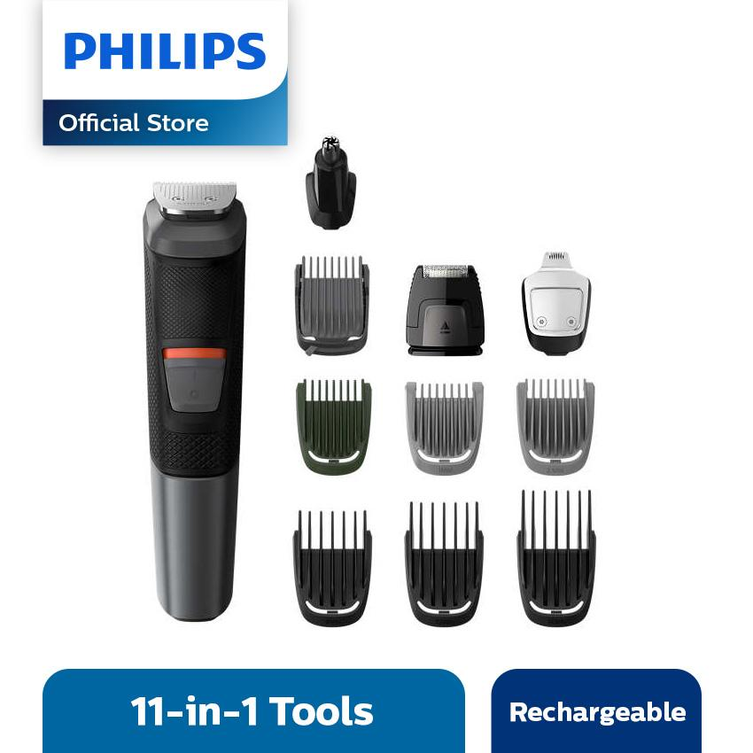 Philips Multigroom Series 5000 11-IN-ONE for Face, Hair, Body MG5730/15