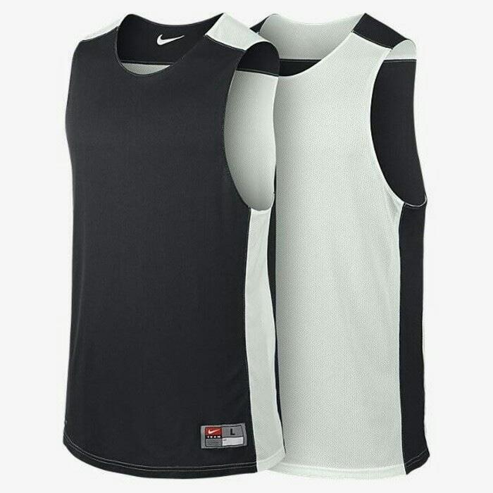 Mens Nike Team League Reversible Tank-Top Dri-Fit 100% Original