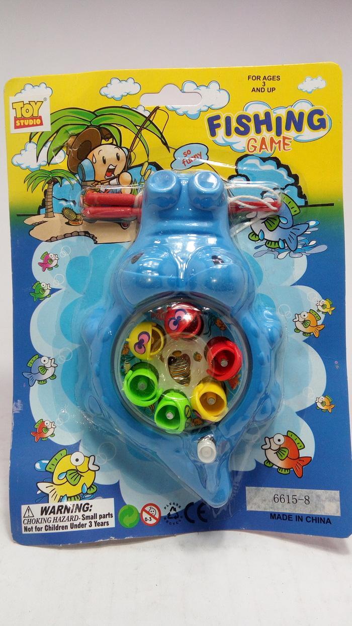 MAINAN PANCINGAN FISIHING GAME MURAH MODEL BUAYA / mainan pancingan terbaru / mainan pancingan seru / mainan pancingan model buaya / mainan pancingan murah