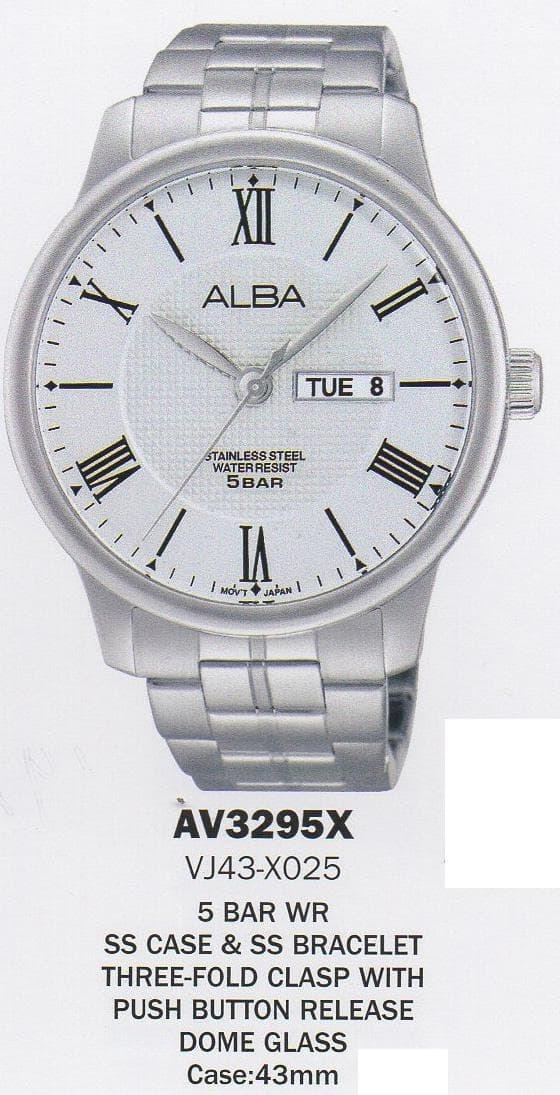 ASLI - WATCHES - ALBA - AV3295