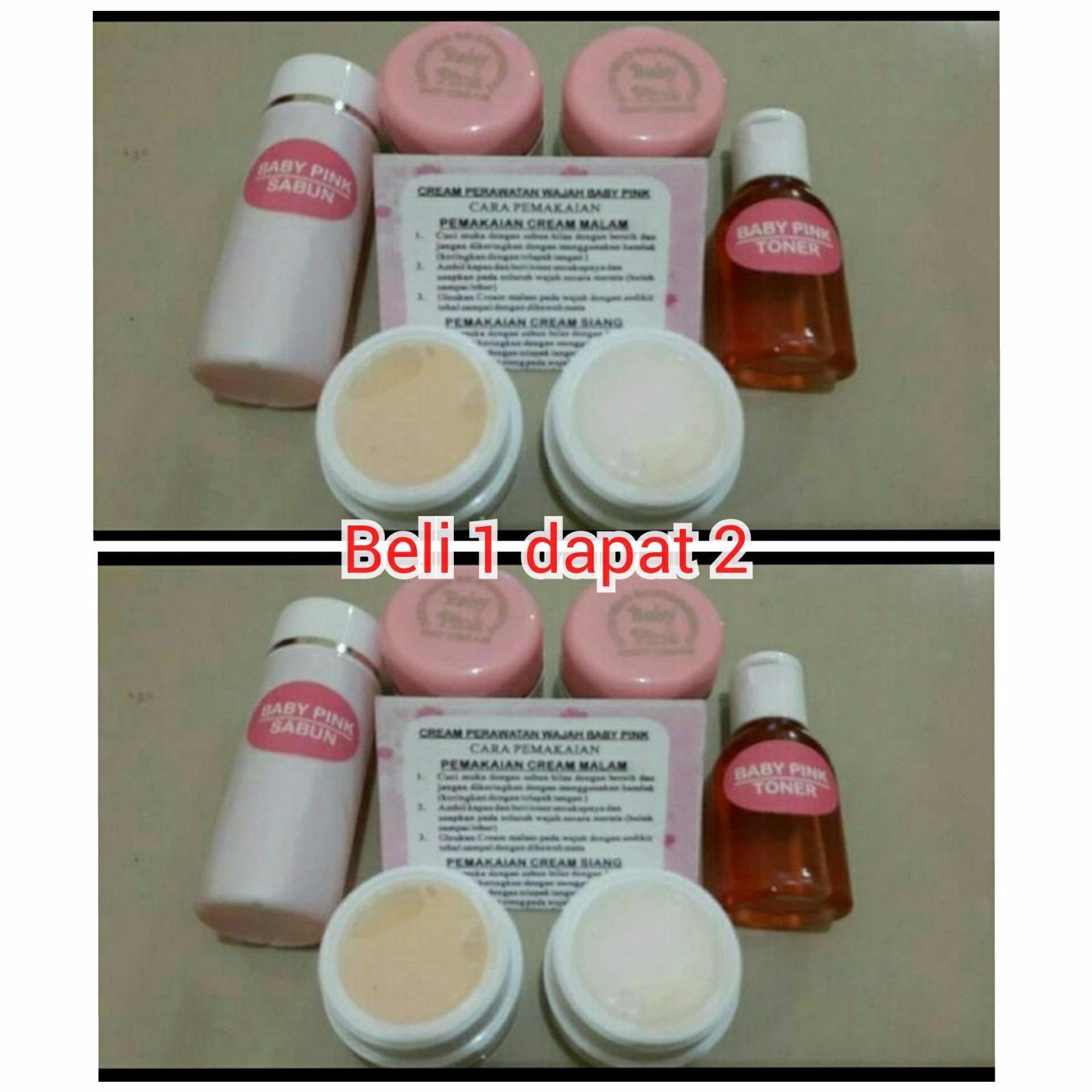 Toko Indonesia Perbandingan Harga Perawatan Kulit Oleskan 05 07 18 Tas Tile Paket Cream Hn Theraskin Baby Pink Babypink Sucofindo Original Beli 1 Dapat 2