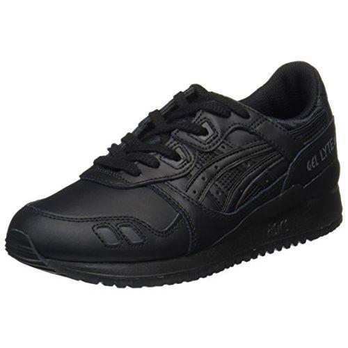 Asics Sneakers GEL-LYTE 3 Hitam/Hitam 23.0 (Model Lama)