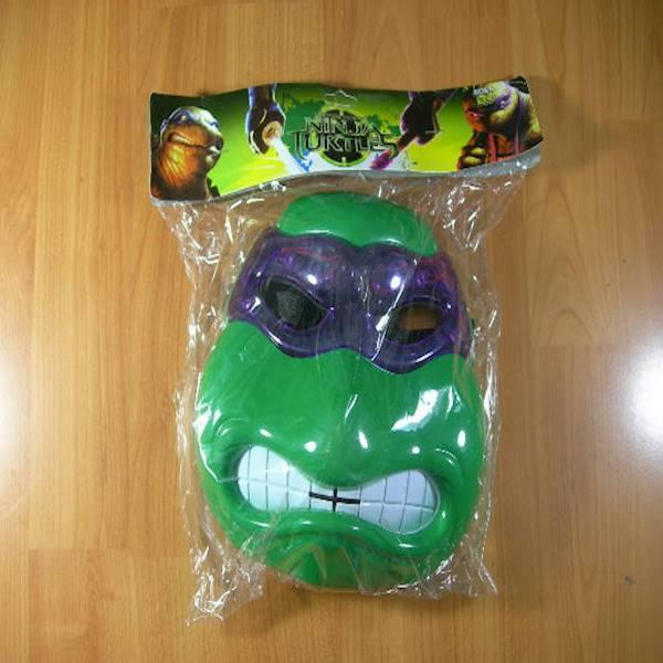 Mask Tmt Turtle Donatello Led