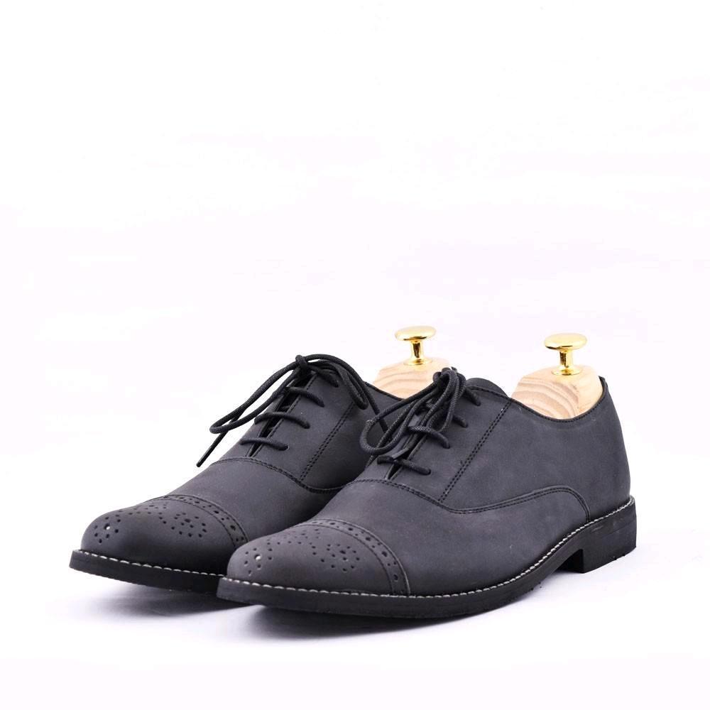 Fitur Promo Sepatu Azcost Oxford Pantofel Premium Original Kulit Pantopel Cevany Veil Asli Septu Formal Pria Diskon