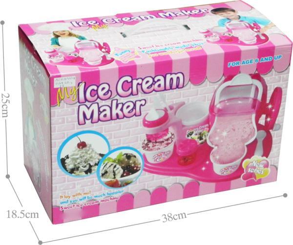 P.R.O.M.O MAINAN ANAK ICE CREAM MAKER, , alat es krim instan Murah