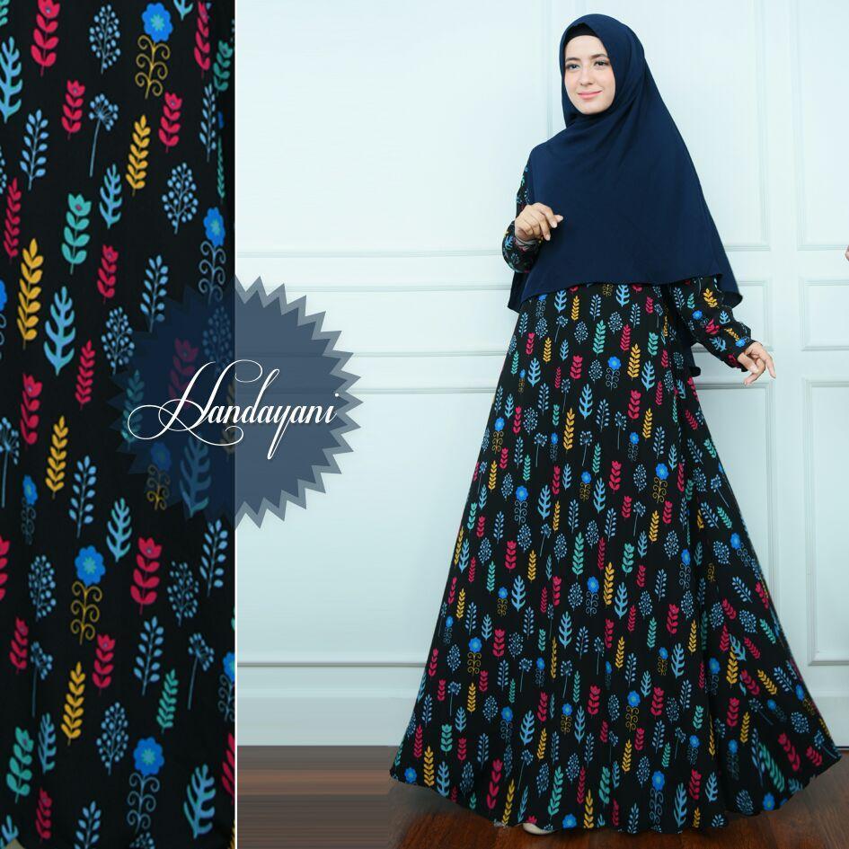 Cek Harga Baru Anggun Gamis Fashion Wanita Gamis Muslimah Gamis