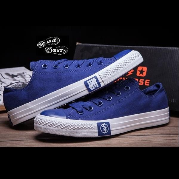 SNEAKERHEADS - Convers Allstar CT II X Flash Undefeated Canvas Unisex