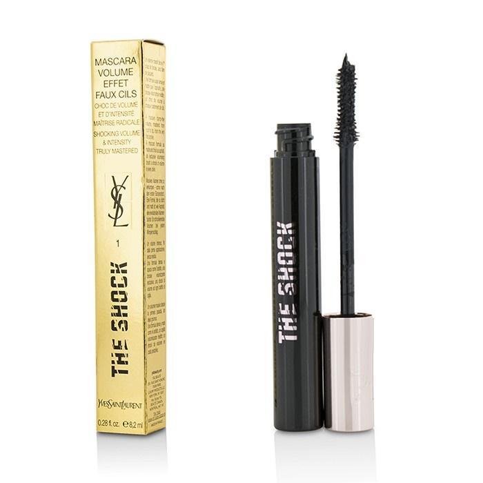 Yves Saint Laurent YSL The Shock Mascara High Density Color 1 Asphalt Black 8.2ml