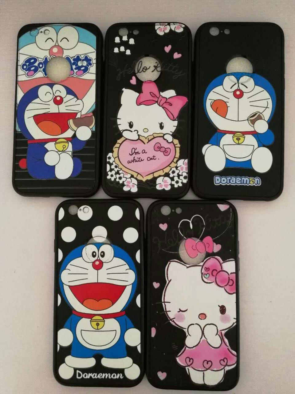 Hardcase 360 Desney Karakter Doraemon/Hello Kitty For OPPO A83 - PM2902