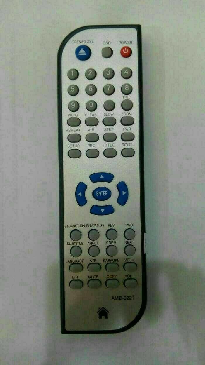 Remot Remote DVD Niko Skytron Nico Amd022T