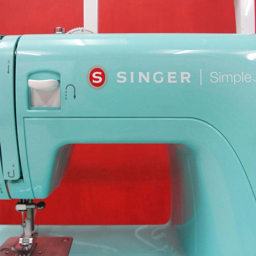 Fitur Mesin Jahit Portable Multifungsi Singer Simple 3223y Dan Harga 1408 Promise 5