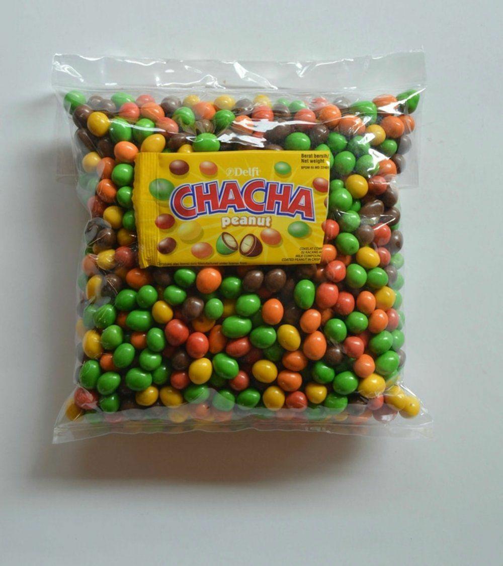 Coklat Delfi Chacha Peanut Kiloan 1000gr