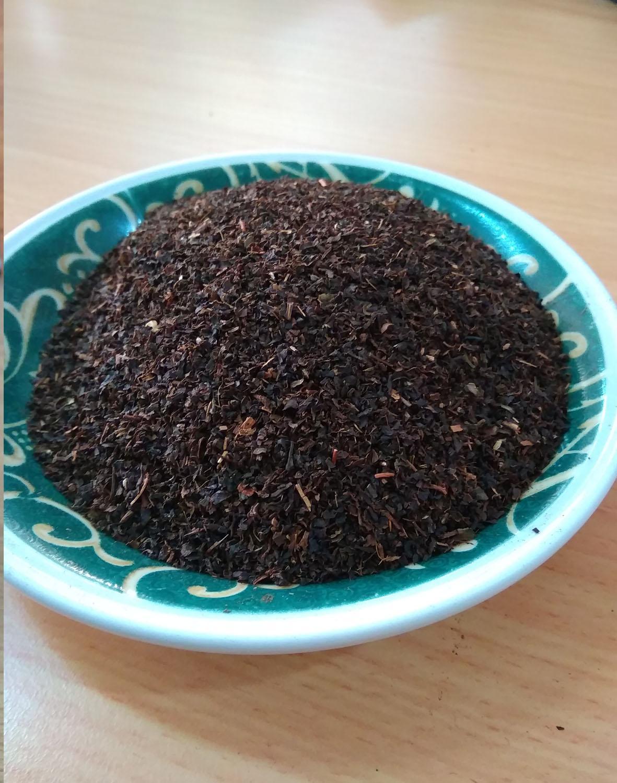 Teh Hitam Asli / Black Tea Broken Orange Pekoe Fanning (BOPF)