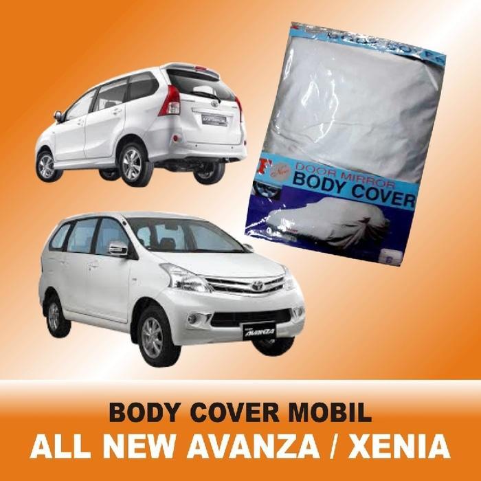 Body Cover Sarung Tutup Mobil All new avanza / All new Xenia - xczJK5