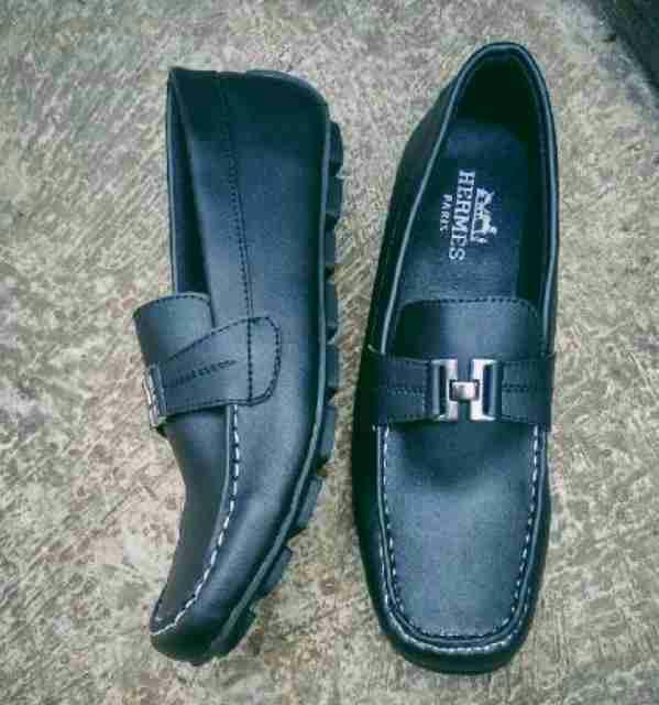 Promo Sepatu Slop Pria/Hermes Casual/Sepatu Casual Pria Elastis 02 Diskon