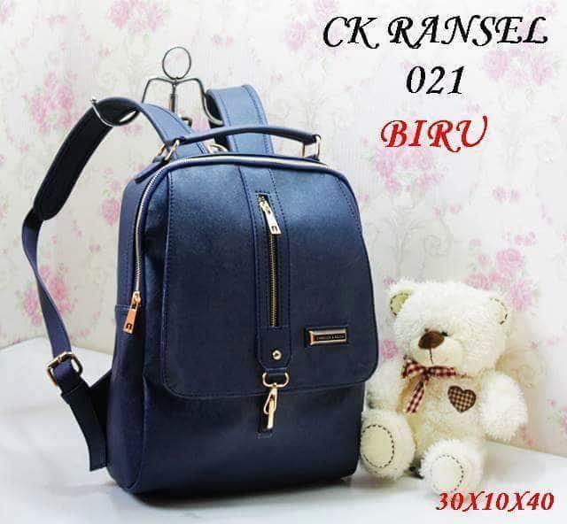 tas ransel wanita ck import tas backpack tas punggung ransel fashiion -  n9rZOq . 778608cac2