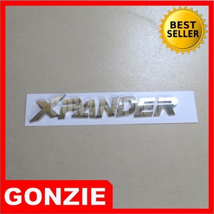 Emblem Kap Mesin Mitsubishi Xpander