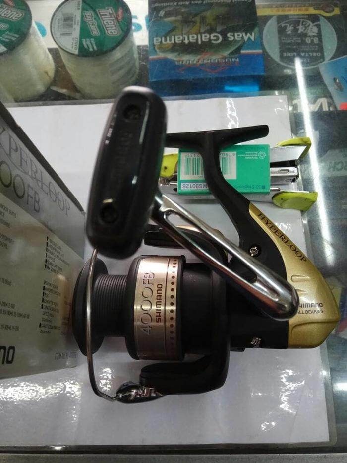 reel pancing shimano hyperloop 4000fb - ciMDhn