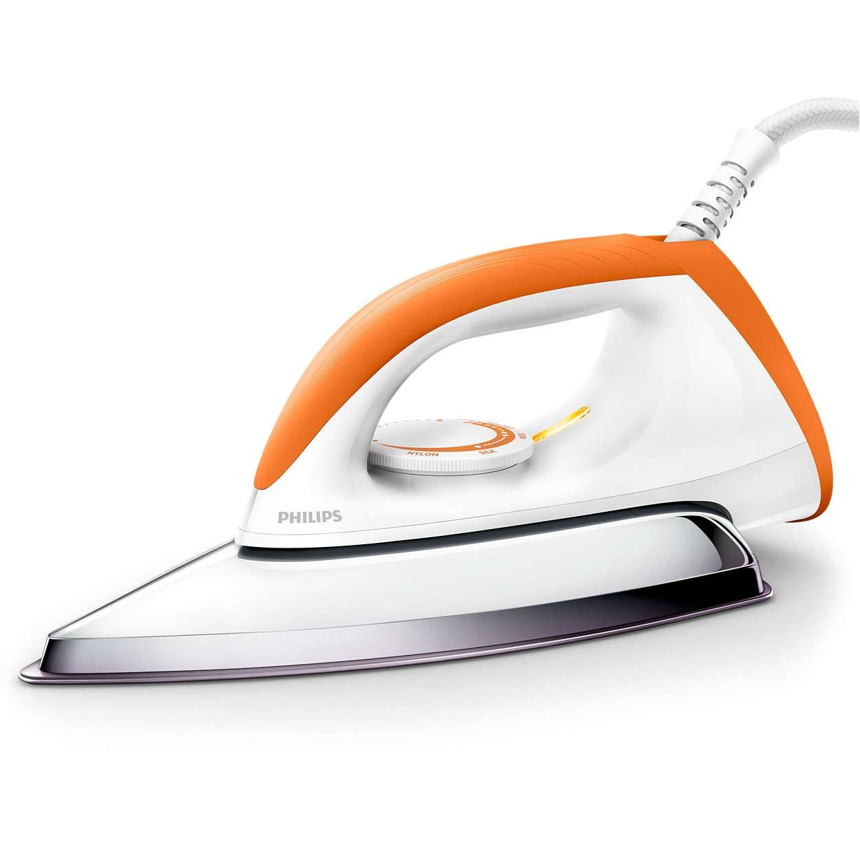Philips Setrika 350 Watt HD-1173 - Orange