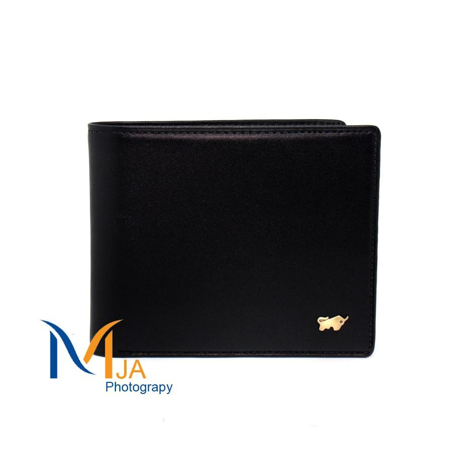 Paling Murah BRAUNBUFFEL 5186 - HITAM  Dompet Pria Kulit Asli Branded Import  Toko Makmur Jaya