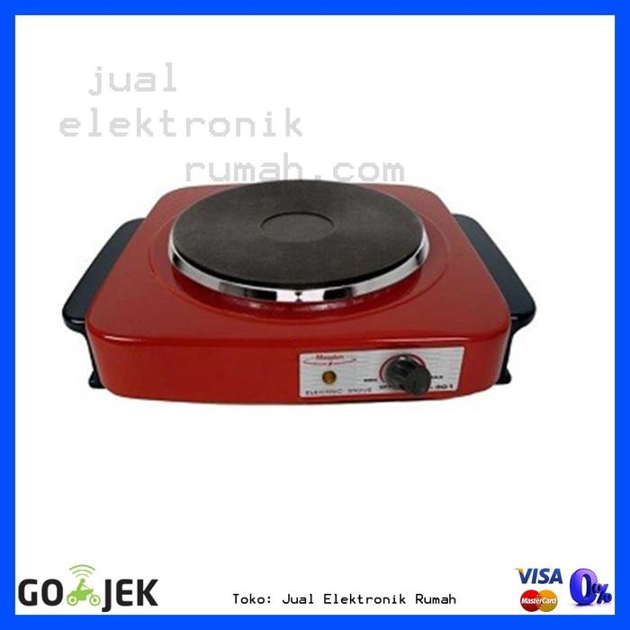 ORIGINAL - Electric Stove Kompor Listrik Maspion 600 Watt  S301 Best Seller