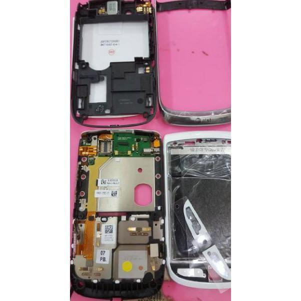 Harga Grosir Bb Blackberry 9800  Torch 1 Housing Casing Kesing Fullset Lcd / Keypad -