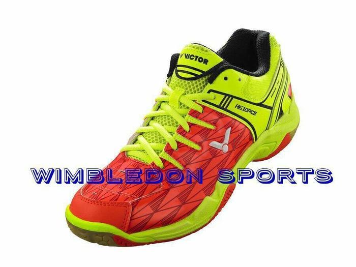 Sepatu VICTOR SH A610/ SHA 610/ SEPATU BADMINTON SHA610 OG - oF7dQw
