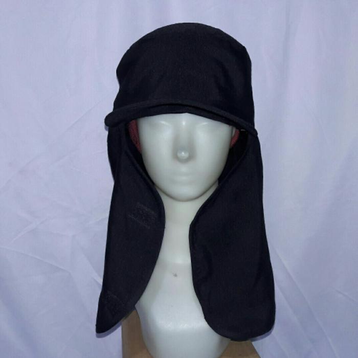 Topi Masker topi jepang topi mancing asli full kain PROMO