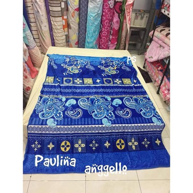 SELIMUT BULU BONITA - PAULINA ANGGELLO - SALE PROMO!!