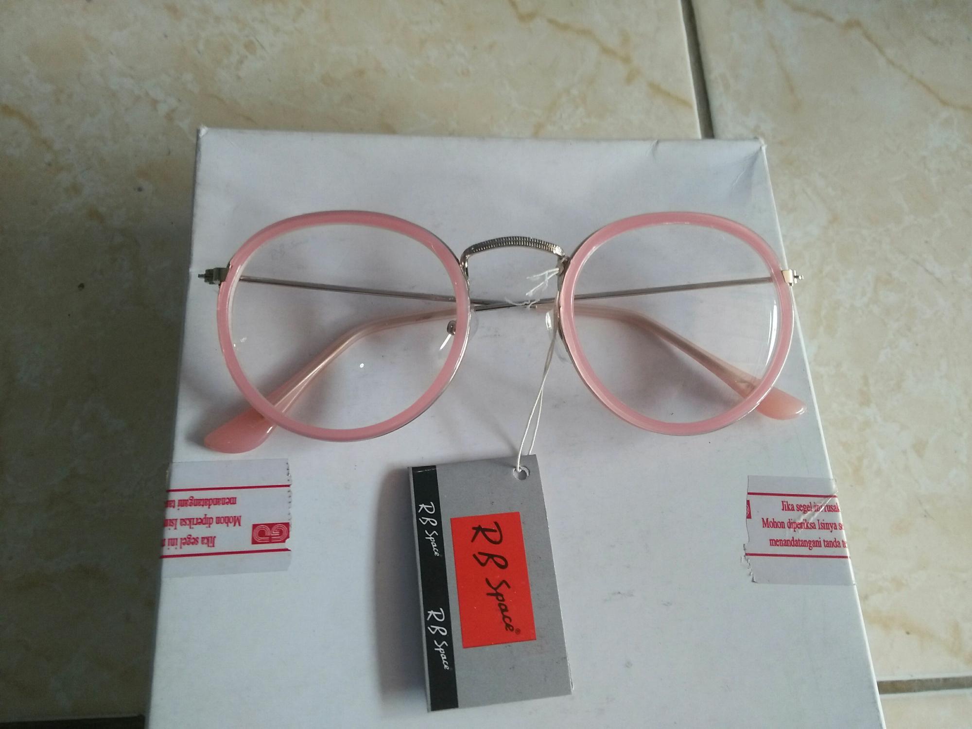 Promo Kacamata Minus 200 Kacamata Murah Trendy Bulat Fashion Korea ... b21c8130f5
