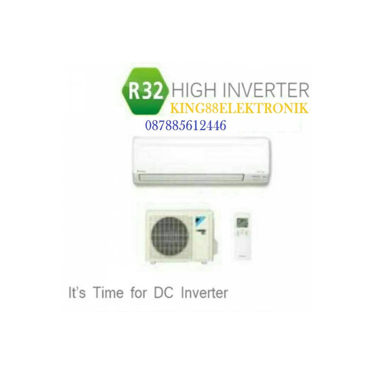 AC DAIKIN 1.5 PK (FTKV-35 NVMA)HIGH INVERTER,THAILAND FREON R-32 PROMO