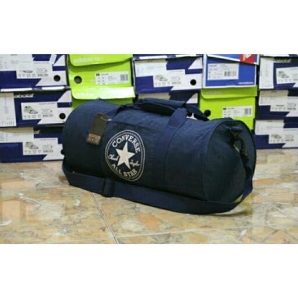 tas rolling bag converse original murah warna navy