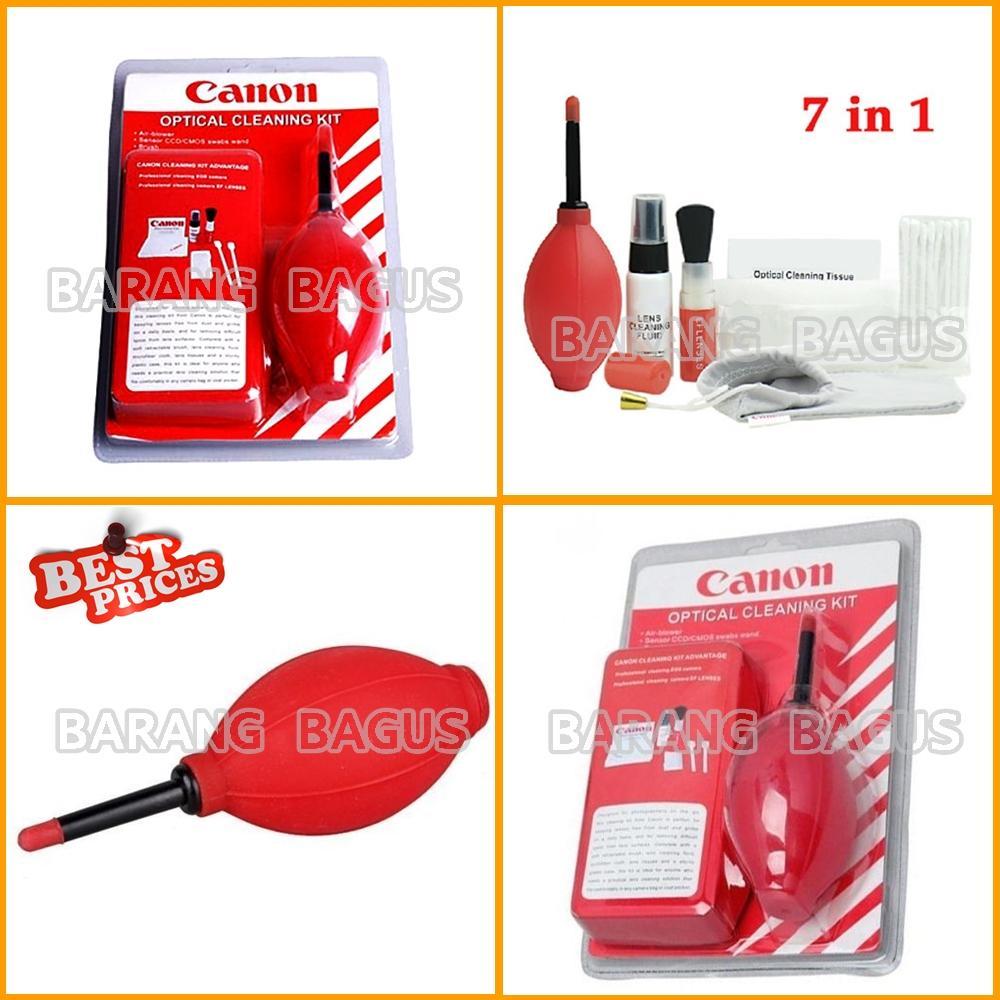 Canon Optical Cleaning Kit / Cleaning Kit Camera Canon / Pembersih Lensa Camera Canon [ barang bagus ]