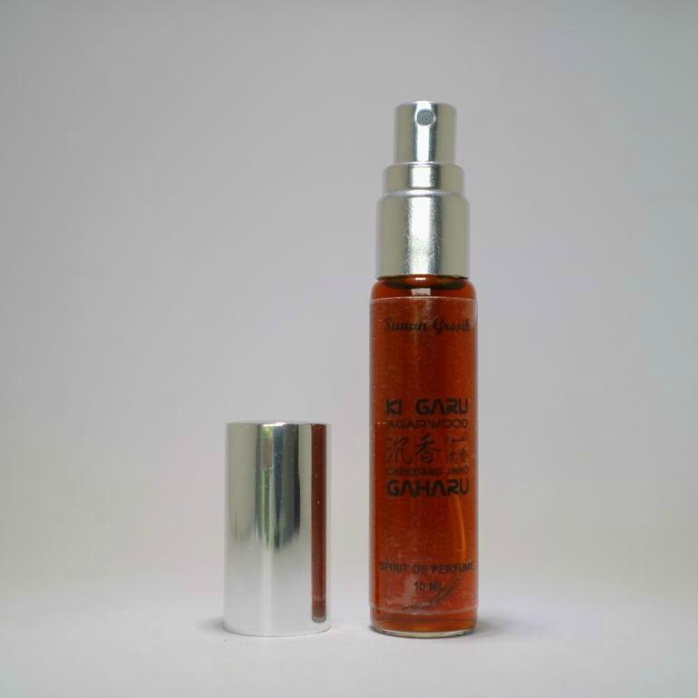 Parfum Gaharu EsDP Sunan Gresik Tester 10ml - Aroma Spirit Wali Songo