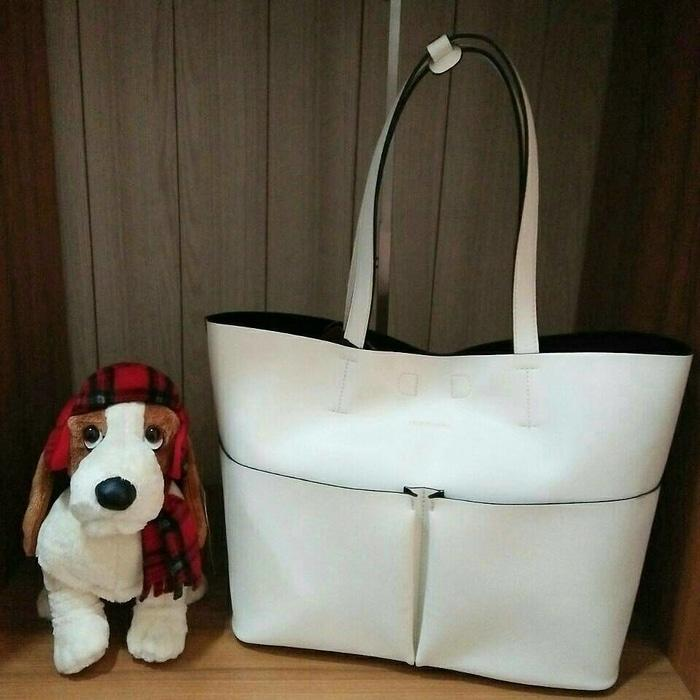 Tas Wanita Hush Puppies Original Jojo 2 White - Oxqgl0